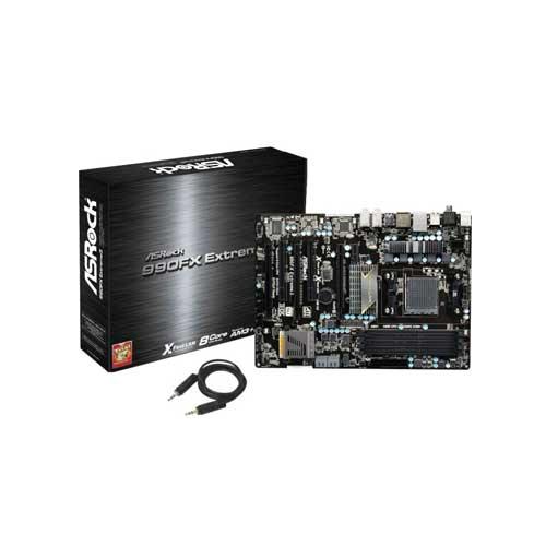 ASRock 990FX Extreme3 Motherboard
