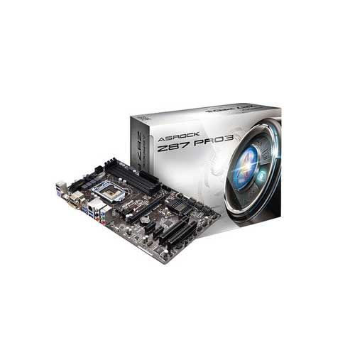 ASRock Z87 Pro3 Motherboard