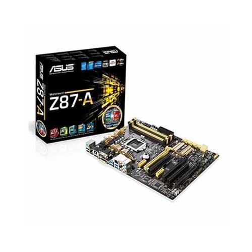 Asus Z87-A LGA 1150 Intel Z87 HDMI Motherboard