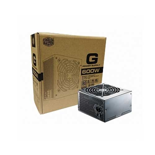 Cooler Master G600 RS-600-ACAA-B1 Power Supply