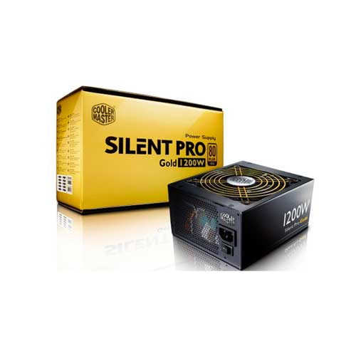 Cooler Master Silent Pro Gold 1200W RSC00-80GAD3-UK Power Supply