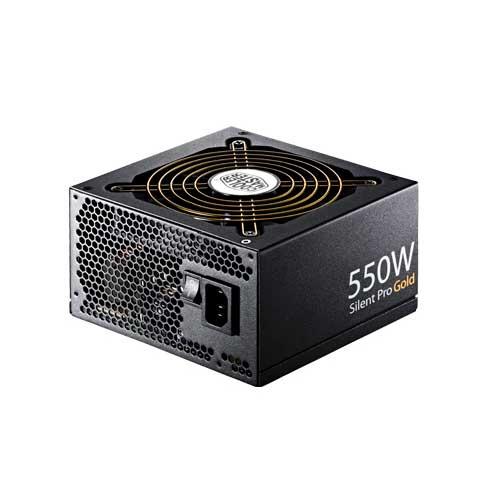 Cooler Master Silent Pro Gold 550W RS550-80GAJ3-UK Power Supply