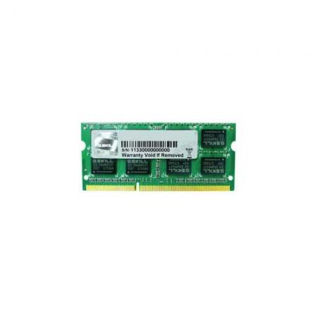 Gskill SO DIMM F3-1333C9S-4GSA Notebook RAM