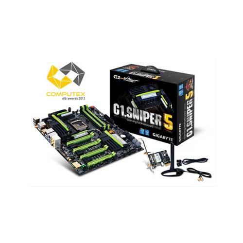 Gigabyte G1.Sniper 5 Socket 1150 Motherboard