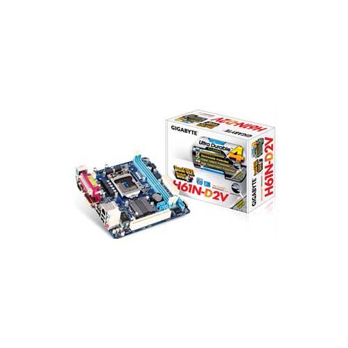 Gigabyte GA-H61N-D2V H61 Motherboard