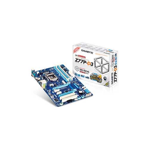Gigabyte GA-Z77P-D3 Z77 Motherboard