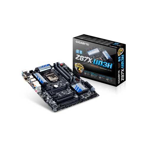 Gigabyte GA-Z87X-UD3H Socket 1150 Motherboard