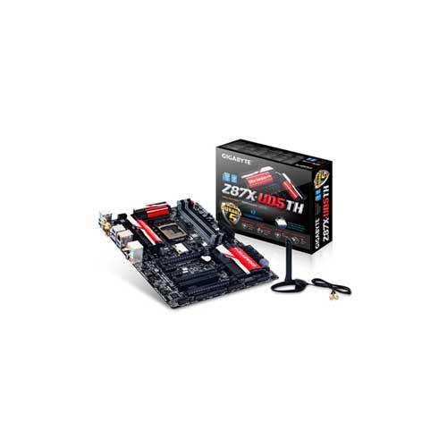 Gigabyte GA-Z87X-UD5 TH Z87 Motherboard