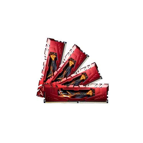 Gskill Ripjaws 4 F4-2400C15Q-16GRR DDR4 RAM Memory