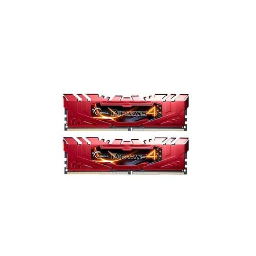 Gskill Ripjaws 4 DDR4 F4-2400C15D-8GRR RAM - Memory