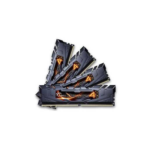 Gskill Ripjaws 4 DDR4 F4-2666C15Q-32GRKB RAM - Memory
