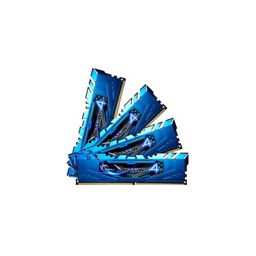 Gskill Ripjaws 4 DDR4 F4-3000C15Q-16GRBB RAM - Memory
