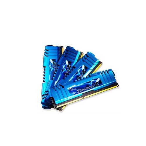 Gskill RipjawsZ F3-2400C11Q2-64GZM RAM - Memory