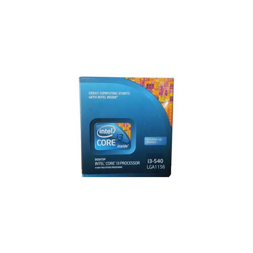 Intel Core i3-540 3.06 GHz CPU Processor