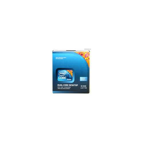 Intel Core i3-550 3.2 GHz CPU Processor