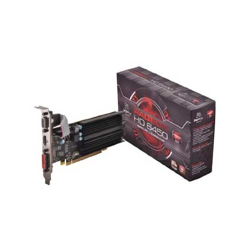 XFX HD 6450 2GB DDR3 Graphic Cards