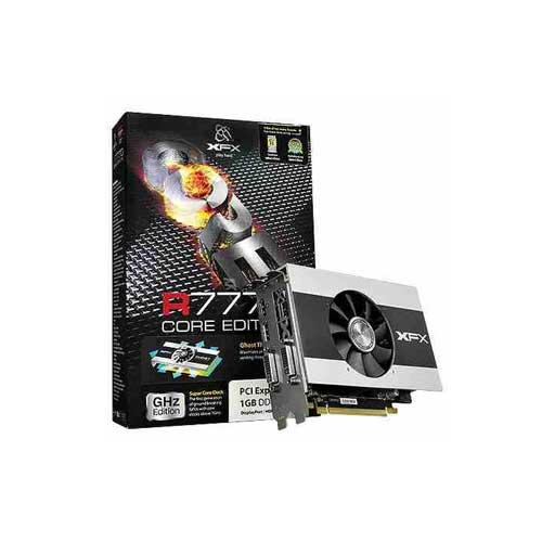 XFX HD 7770 1GB DDR5 Graphic Cards