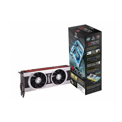 XFX HD 7970 3GB DDR5 Graphic Cards