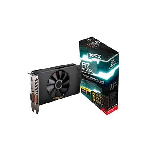 XFX Radeon R7-260X-CNF4 R7 260X 2GB DDR5 Graphic Card