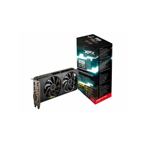 XFX Radeon R9-270A-CDFC R9 270 2GB DDR5 Graphic Card