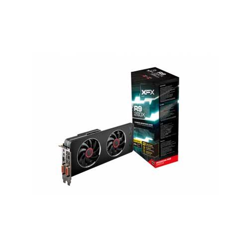 XFX Radeon R9 280X R9-280X-TDFD 3GB DDR5 Graphic Card