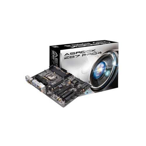 ASRock Z87 Pro4 Motherboard LGA 1150