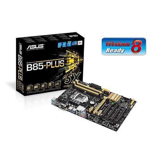 Asus B85-PLUS Motherboard Socket 1150