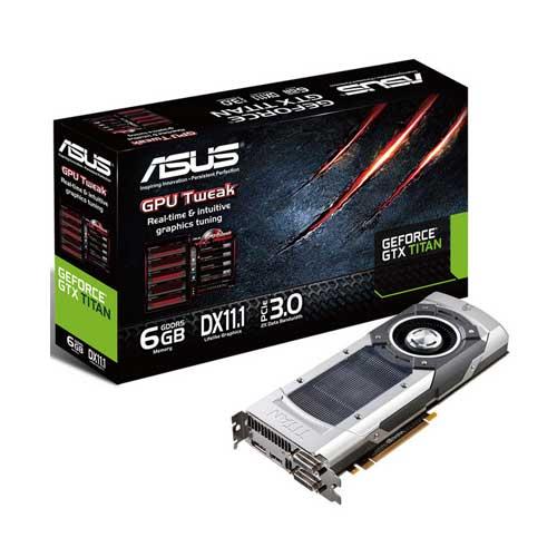 Asus GeForce GTX Titan Graphics Card