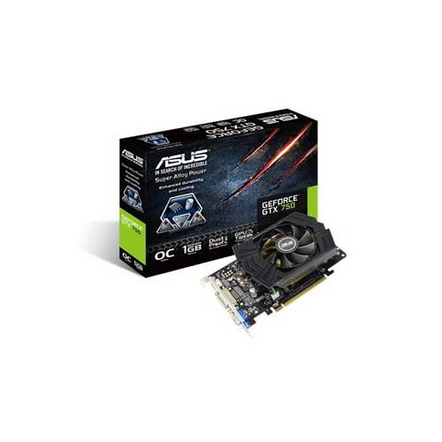 ASUS GTX 750 1GB GTX750-PHOC-1GD5 Graphic Cards
