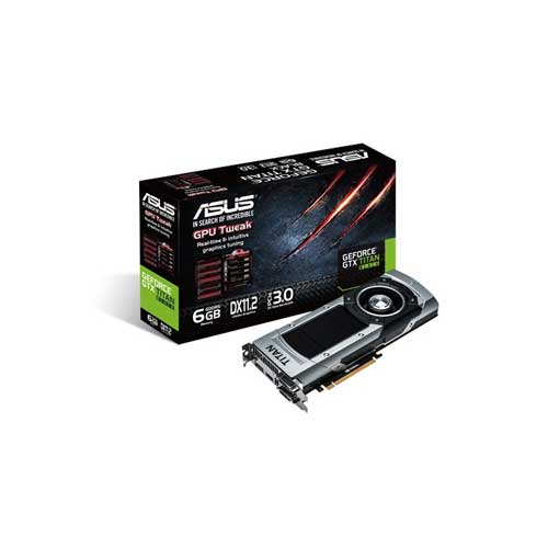 ASUS GTXTITANBLACK-6GD5 6Gb Graphic Card