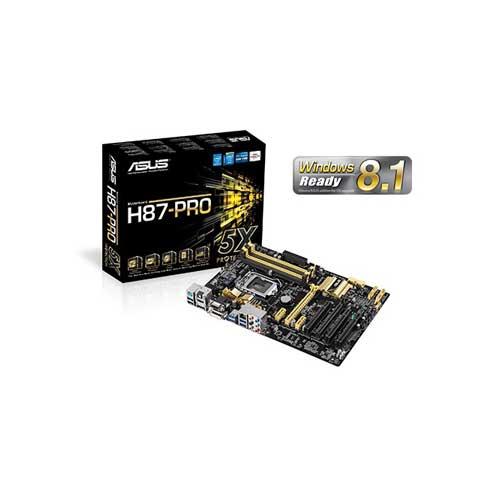 Asus H87-PRO Motherboard Socket 1150