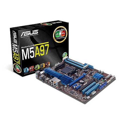 Asus M5A97 LE R2 Motherboard AMD 970 Chipset