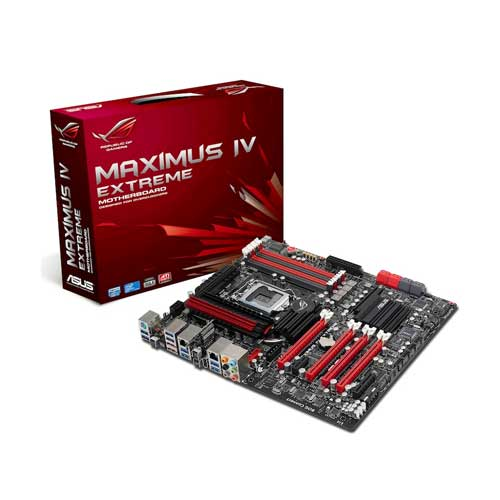 Asus Maximus IV Extreme Motherboard