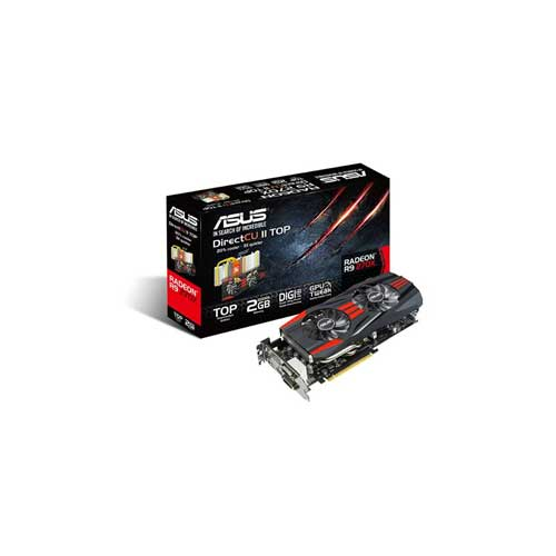 ASUS R9 270X 2GB R9270X-DC2T-2GD5 Graphic Cards