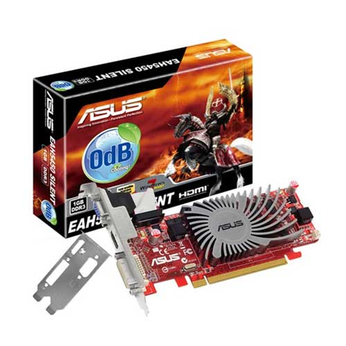 Asus RADEON HD 5450 1GB Graphic Card