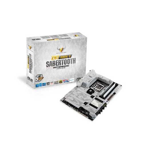 Asus Sabertooth Z97 Mark S Motherboard Sabertooth-Z97-M-S