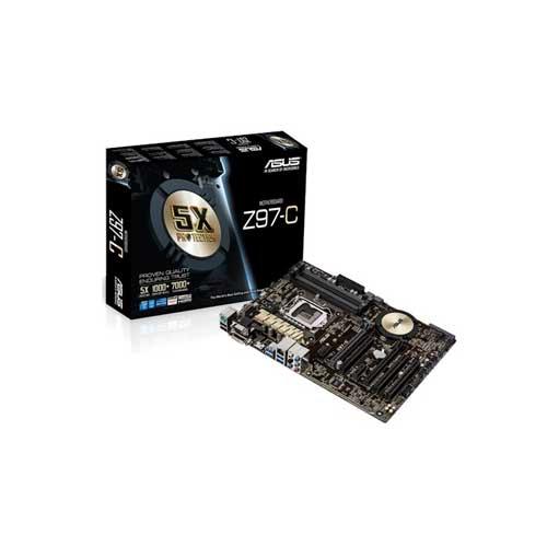 ASUS Z97-C Socket 1150 Motherboards