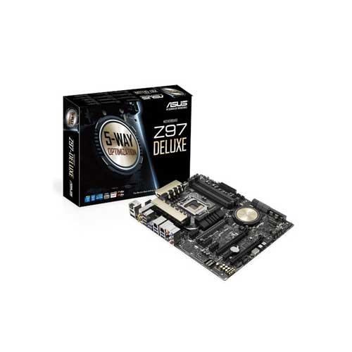 ASUS Z97 Z97-DELUXE Socket 1150 Motherboards