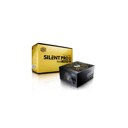 Cooler Master Silent Pro Gold 1200W RS-C00-80GA-D3 Power Supply