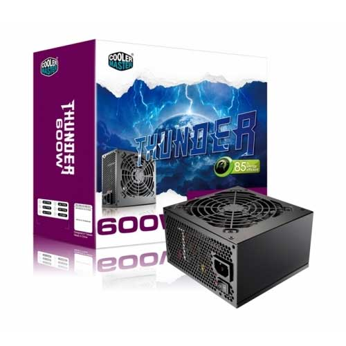 Cooler Master Thunder 600W Power Supply
