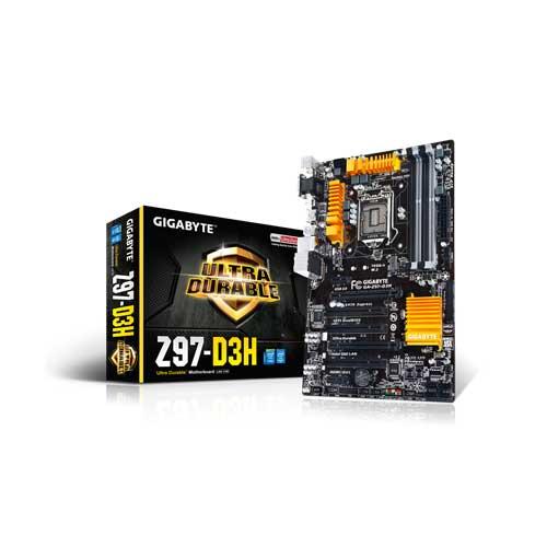 Gigabyte GA-Z97-D3H Z97 Motherboard