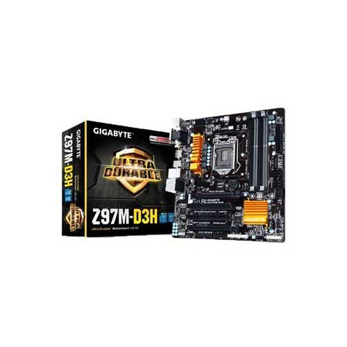 Gigabyte GA-Z97M-D3H Z97 Motherboard