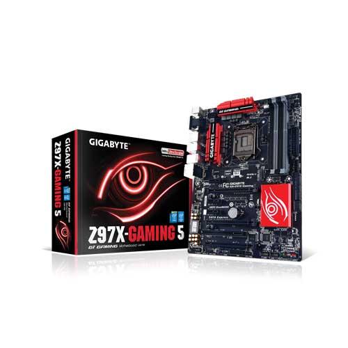 Gigabyte GA-Z97X-Gaming 5 Z97 Motherboard