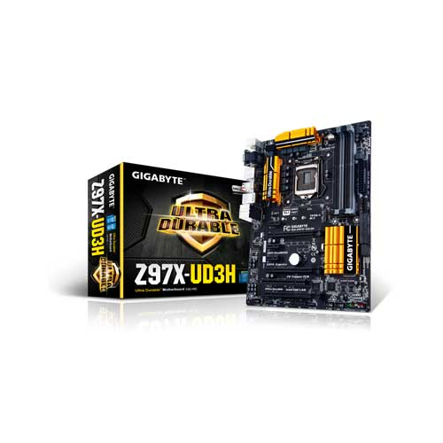 Gigabyte GA-Z97X-UD3H Z97 Motherboard