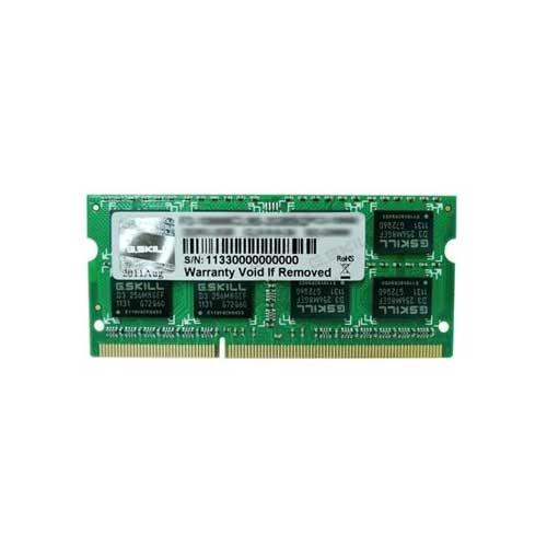 Gskill F3-1600C11D-16GSQ Notebook RAM