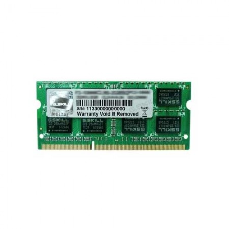 Gskill F3-1600C10S-8GSQ Notebook RAM