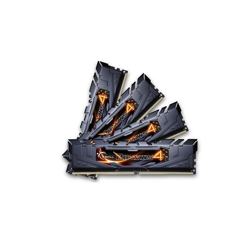 Gskill Ripjaws 4 2800MHz DDR4 32GB RAM F4-2800C16Q-32GRK