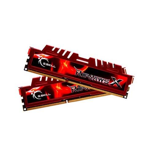 Gskill RipjawsX F3-10666CL9Q-8GBXl RAM