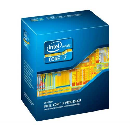 Intel Core i7-3770 3.4 GHz Processor