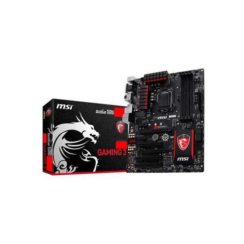 MSI Z97 GAMING 3 LGA 1150 Motherboard